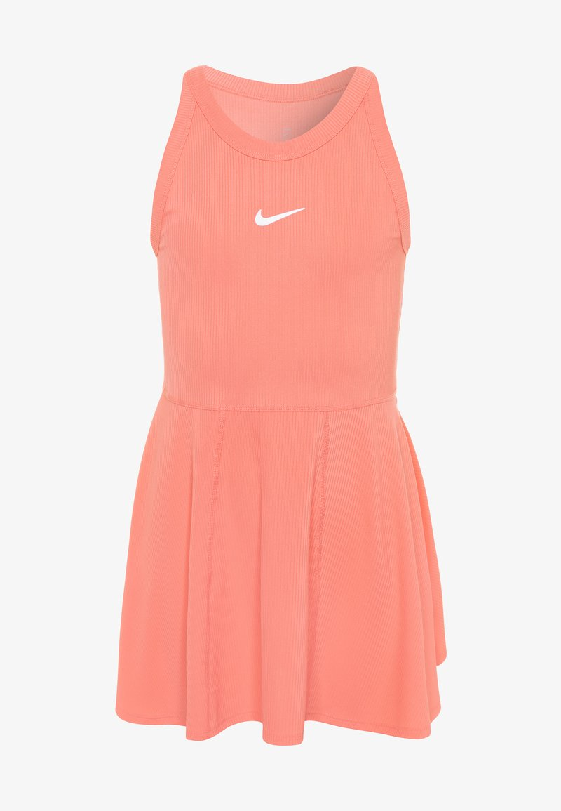 Nike Performance - DRY DRESS - Sports dress - sunblush/white