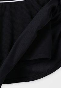 Nike Performance - NKCT FLOUNCY  - Sports skirt - black/white - 3