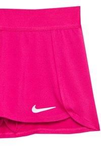 Nike Performance - SKIRT - Falda de deporte - vivid pink/white - 3