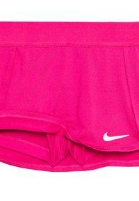 Nike Performance - SKIRT - Falda de deporte - vivid pink/white - 2