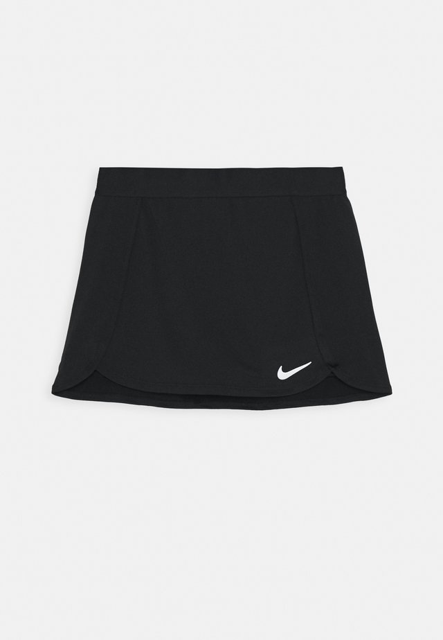 SKIRT - Sportkjol - black/white