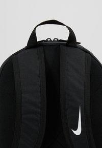 Nike Performance - ACADEMY TEAM - Rucksack - black/white - 6