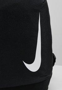Nike Performance - ACADEMY TEAM - Rucksack - black/white - 2