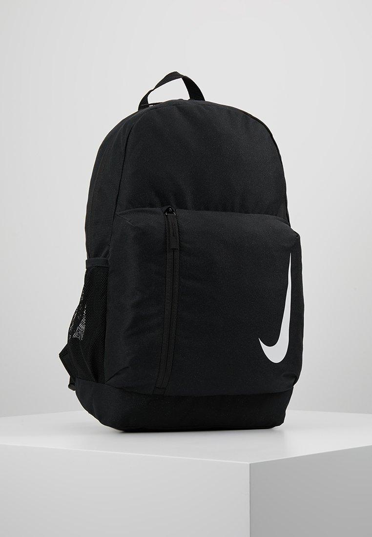Nike Performance - ACADEMY TEAM - Rucksack - black/white