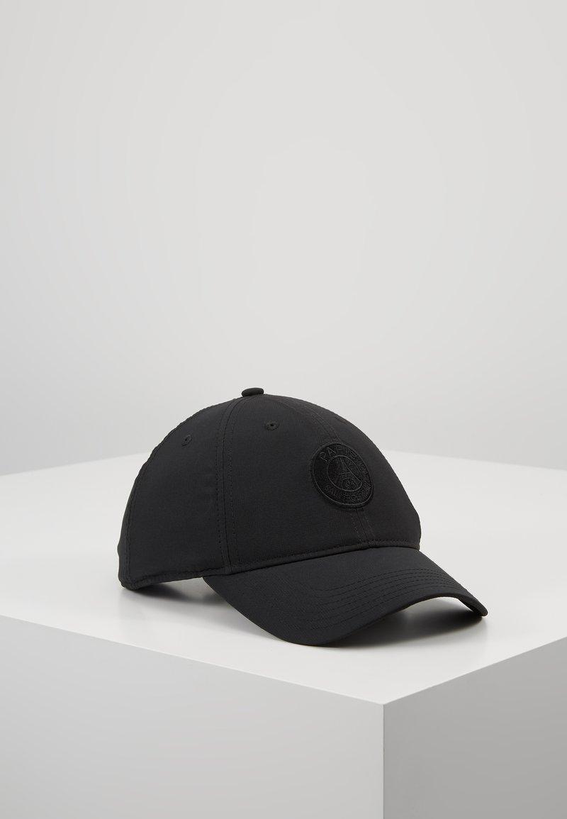 Nike Performance - PARIS ST GERMAIN DRY - Kšiltovka - black