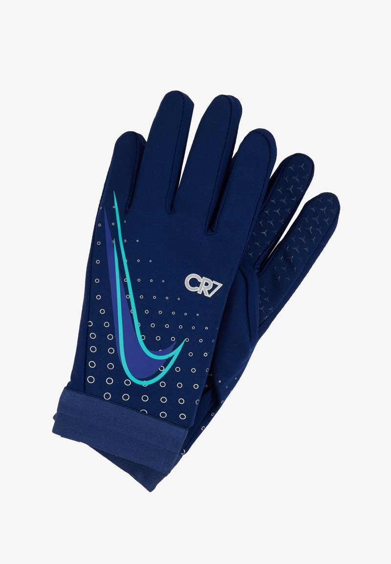 Nike Performance - Goalkeeping gloves - blue void/silver/voltage purple