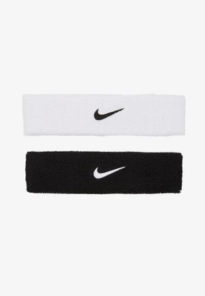 HEADBAND 2 PACK - Accessorio - black/white