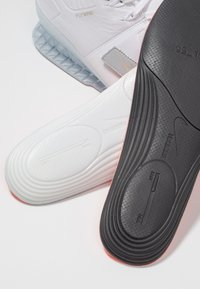 Nike Performance - ROMALEOS 3.5 - Sports shoes - white/metallic platinum - 5