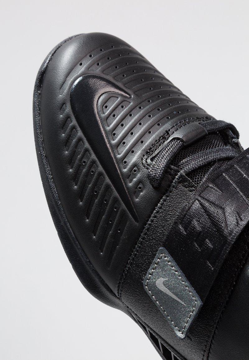 Nike Romaleos Fitness Black Performance Bomber 5Chaussures metallic 3 Et black Grey De D'entraînement dWCrxoeB