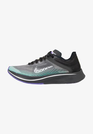 ARTIST ZOOM FLY SP FAST - Juoksukenkä/neutraalit - black/white/hyper jade/hyper grape/amarillo