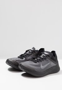 Nike Performance - ZOOM FLY SP - Competition running shoes - black - 2