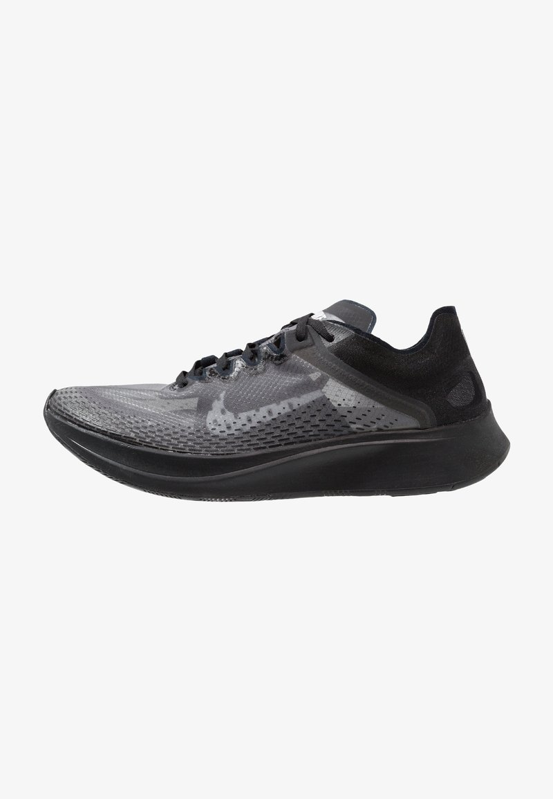 Nike Performance - ZOOM FLY SP - Competition running shoes - black