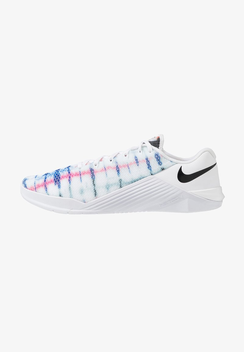 Nike Performance - METCON 5 - Træningssko - white/black