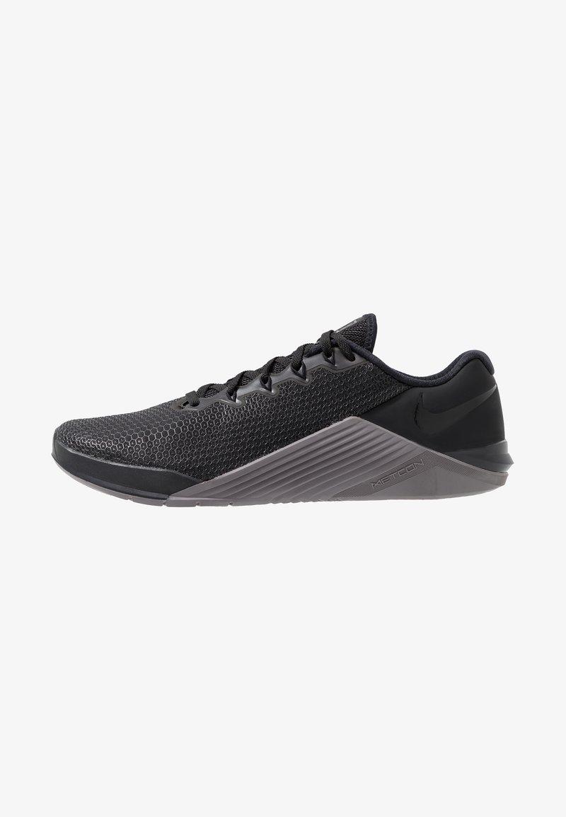 Nike Performance - METCON  - Sports shoes - black/gunsmoke