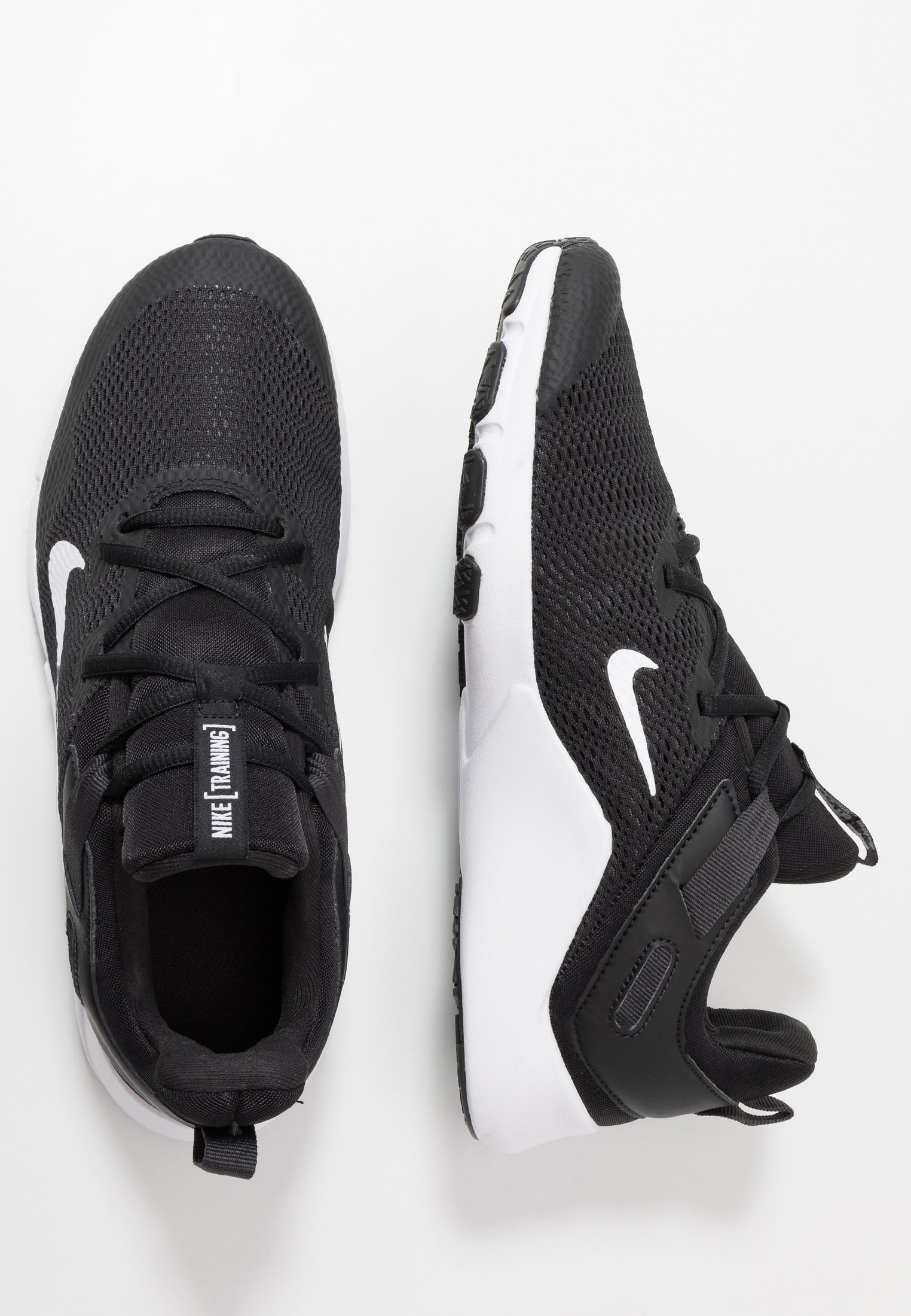 Nike Performance Legend Essential - Chaussures D'entraînement Et De Fitness Black/white/dark Smoke Grey