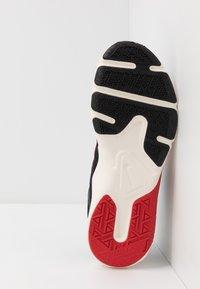 Nike Performance - LEGEND ESSENTIAL - Obuwie treningowe - black/total orange/soar/pale ivory/university red - 4