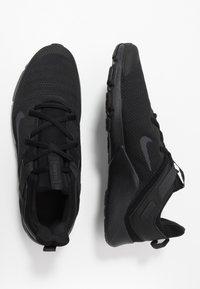 Nike Performance - LEGEND ESSENTIAL - Sports shoes - black/white - 1