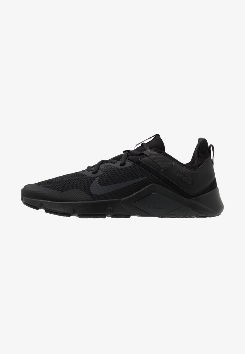 Nike Performance - LEGEND ESSENTIAL - Sports shoes - black/white