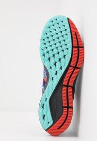 Nike Performance - AIR ZOOM PEGASUS 36 AS - Nøytrale løpesko - team orange/black/light aqua/laser blue/psychic purple/wolf grey - 4