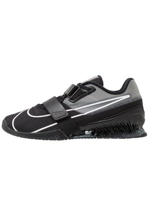 Sports shoes - black/white