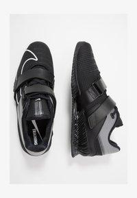 Nike Performance - Treningssko - black/white - 1