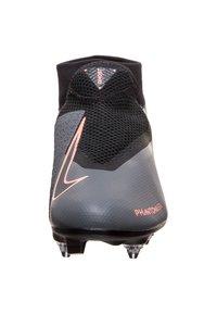 Nike Performance - Botas de fútbol con tacos - dark grey/bright mango/black - 5