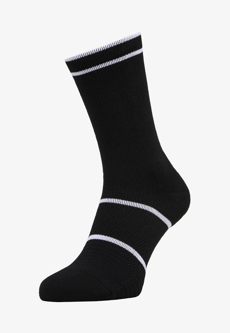 Nike Performance - COURT ESSENTIALS CREW - Calcetines de deporte - black/white