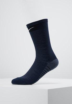 SQUAD CREW - Sports socks - college navy/thunder blue/white