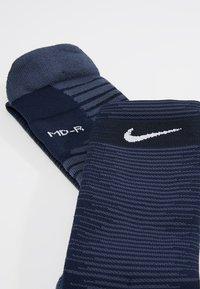 Nike Performance - SQUAD CREW - Sportsokken - college navy/thunder blue/white - 2