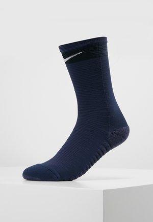 SQUAD CREW - Sportovní ponožky - midnight navy/dark obsidian/white