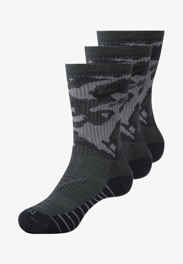 Nike Performance - 3 PACK - Sportsocken - anthracite/dark grey/black