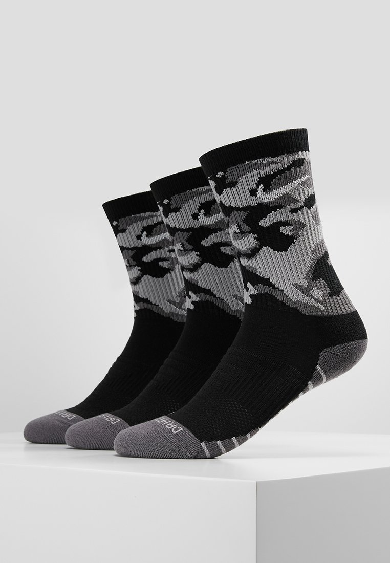 Nike Performance - 3 PACK - Sports socks - black/atmosphere grey/vast grey