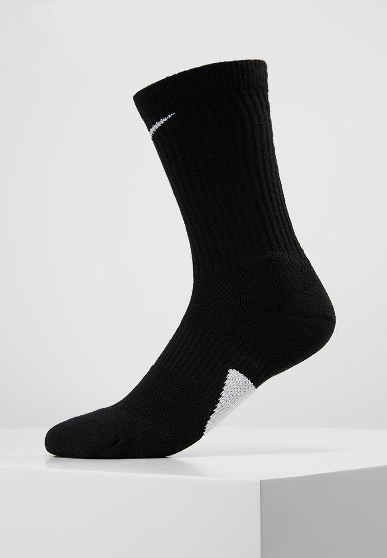 Nike Performance - ELITE CREW - Skarpety sportowe - black/white/white