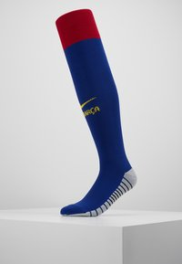 Nike Performance - FC BARCELONA - Polvisukat - deep royal blue/noble red/varsity - 0