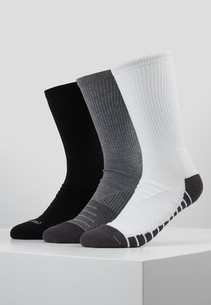 EVERY CUSH 3 PACK - Sports socks - multi-coloured/white