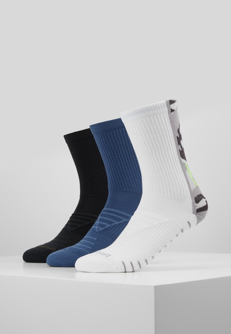 Nike Performance - EVERYDAY MAX CUSH CREW 3 PACK - Sports socks - multicolor