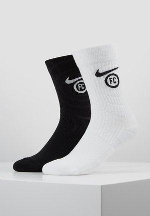FC 2 PACK  - Calcetines de deporte - black