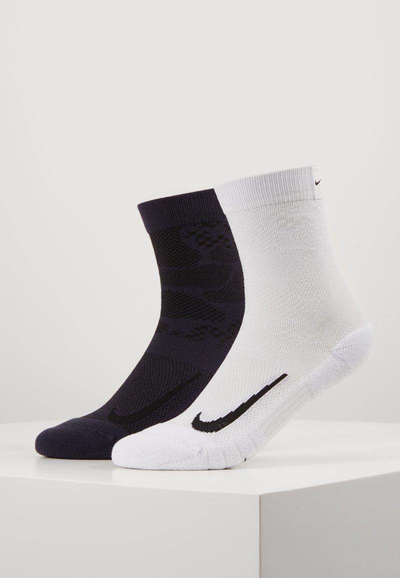 Nike Performance - MULTIPLIER CUSHIONED - Sportsokken - dark blue