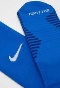 Nike Performance - SQUAD - Calzettoni - royal blue/white - 2