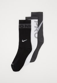 Nike Performance - EVERYDAY MAX CUSH CREW 3 PACK - Calcetines de deporte - multi-color - 0