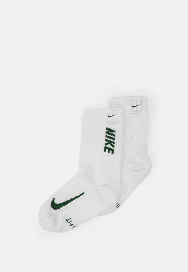 COURT MULTIPLIER MAX UNISEX 2 PACK - Sports socks - multi-color