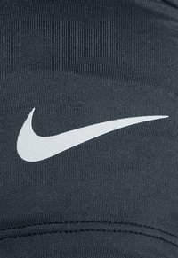 Nike Performance - DRI FIT WRAP - Tubhalsduk - black/silver - 3