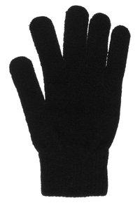Nike Performance - Fingervantar - black/white - 2