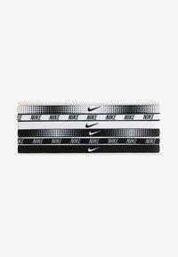 Nike Performance - HEADBANDS ASSORTED 6 PACK - Varios accesorios - white/black - 1