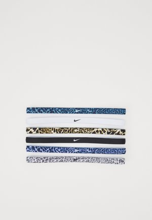 HEADBANDS ASSORTED 6 PACK - Accessoires - Overig - cerulean/light cream/black