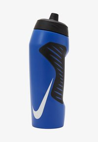 Nike Performance - 709 ML HYPERFUEL WATER BOTTLE 24OZ - Juomapullo - game royal/black/black/white - 1