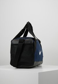 Nike Performance - BRASILIA DUFFEL - Torba sportowa - midnight navy/black/white - 3