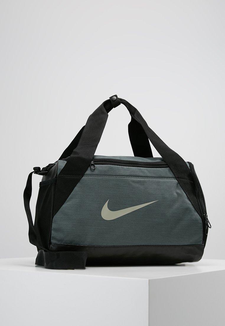 Nike Performance - BRASILIA DUFFEL - Torba sportowa - mineral spruce/black/spruce fog