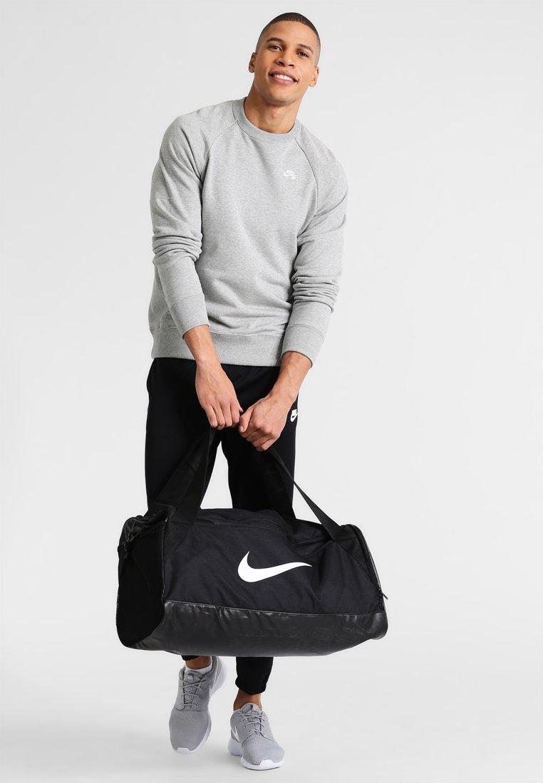 Nike Performance - BRASILIA - Sac de sport - black/white