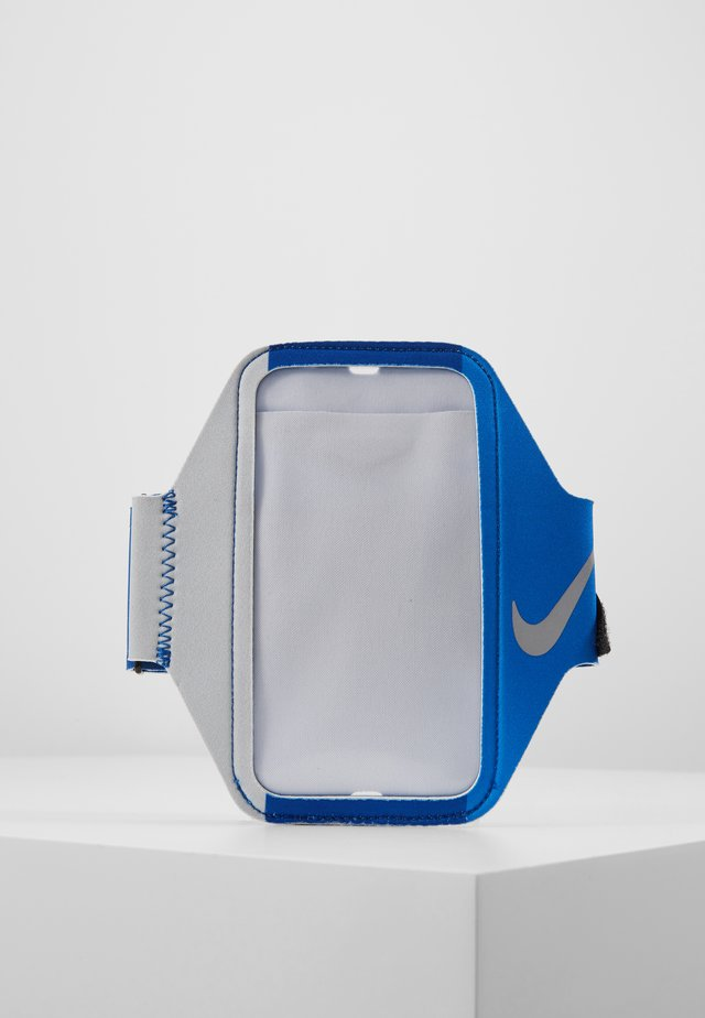 LEAN ARM BAND - Andet - game royal/pacific blue/silver